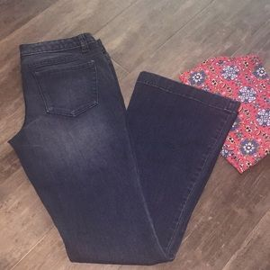 Mossimo flare jeans, sz.8
